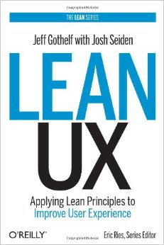 Lean UX Book